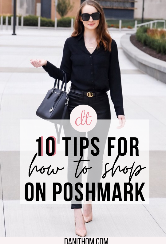 how to shop on poshmark